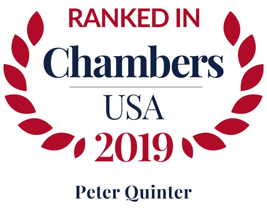 Peter A  Quinter - GrayRobinson, PA - A Florida Law Firm