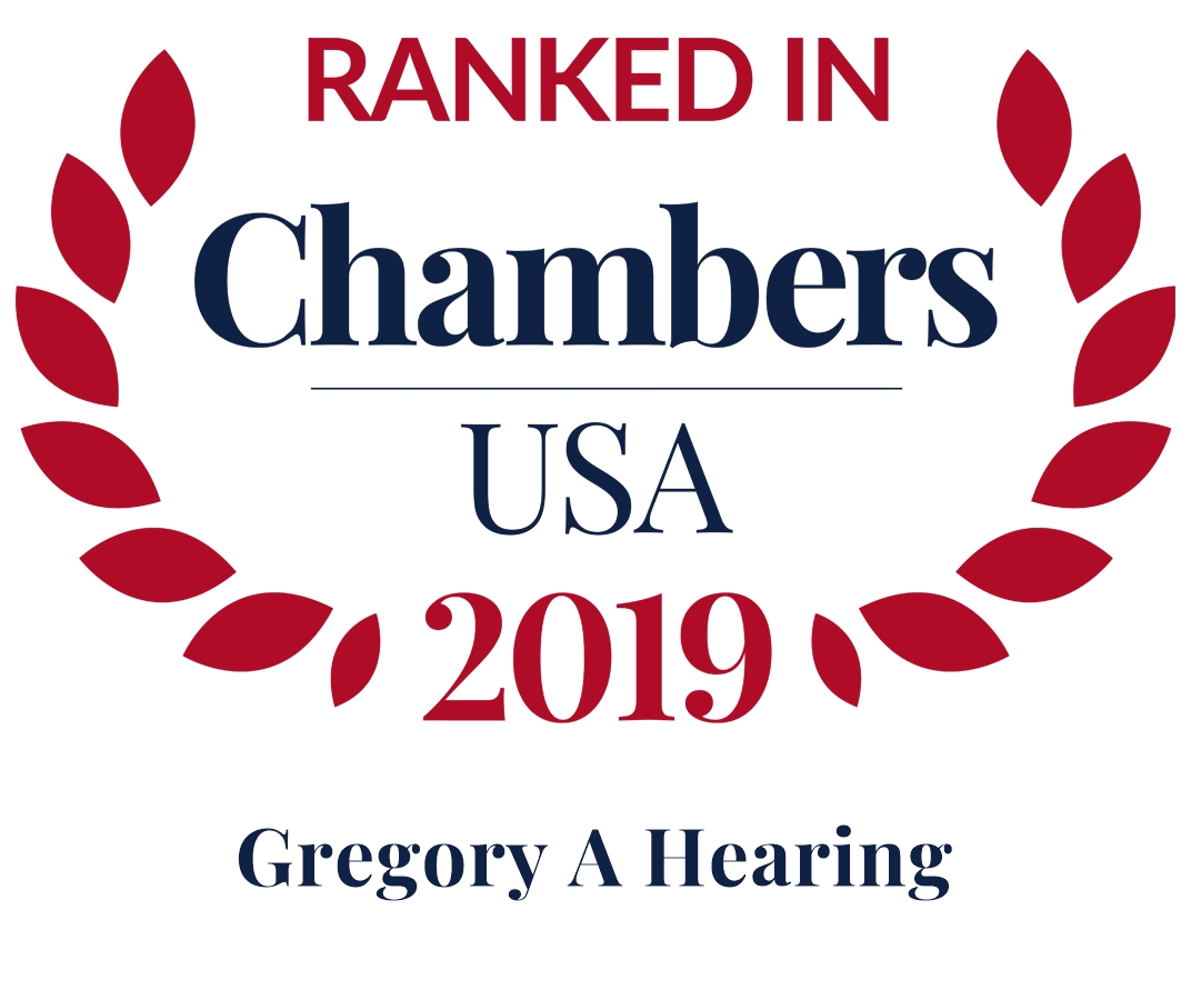 Gregory A  Hearing - GrayRobinson, PA - A Florida Law Firm